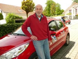Fahrlehrer Paul Schori, Gurmels
