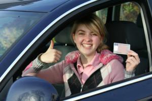 Weg zum Führerschein